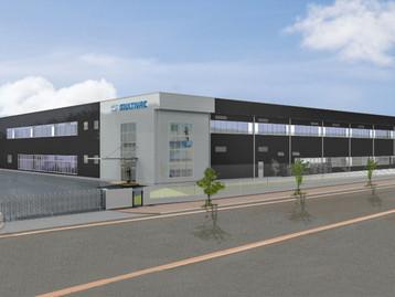 MULTIVAC constrói edifício multifuncional no Japão