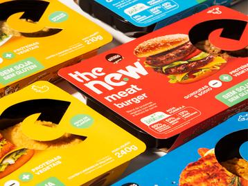The New Butchers tem nova marca e novas embalagens