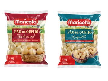 Maricota Alimentos lança novas embalagens
