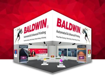 Baldwin Technology Company Inc. apresentará uma nova geração de tecnologias inovadoras