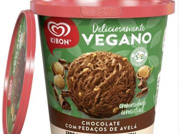 Kibon lança sorvete vegano em pote