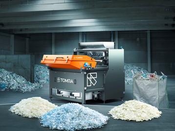 TOMRA Recycling celebra 10º aniversário de atividade no mercado brasileiro