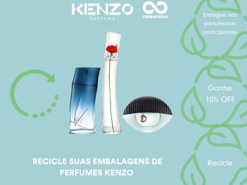 TerraCycle firma parceria para coletar embalagens de perfumes