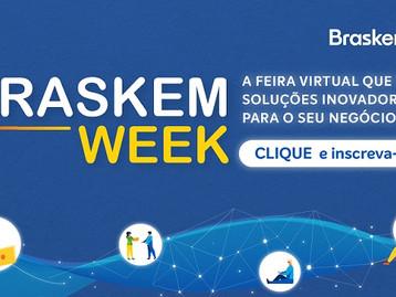 Braskem realiza sua primeira feira virtual