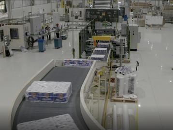 Suzano inaugura fábrica de papéis sanitários no Espírito Santo