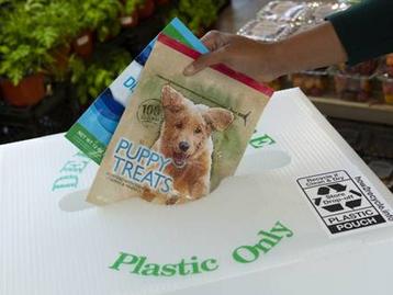 Dow impulsiona projetos para que 1 milhão de toneladas de plástico sejam