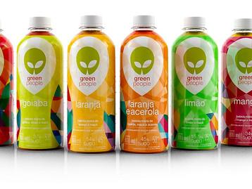 Greenpeople lança novos sucos com frutas brasileiras