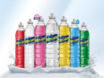 Minuano lança lava-louças com tecnologia micelar
