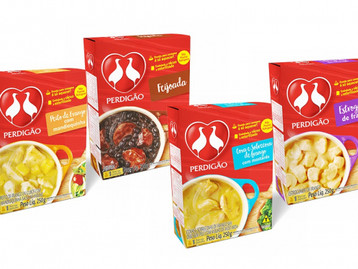 Perdigão inova no mercado pratos prontos sem necessidade de refrigeração