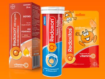 Redoxon® amplia portfólio com novas versões em comprimidos