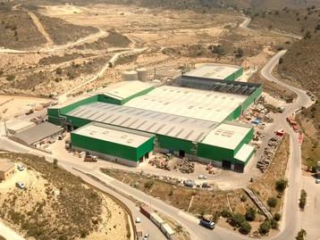 STADLER renova a instalação de gestão de resíduos CITR gerida pela FCC Medio Ambiente em Las Marinas