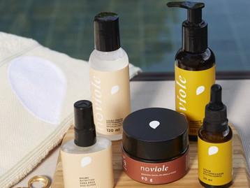 Noviole chega ao mercado sendo a primeira marca Brasileira pioneira de Dermocosméticos