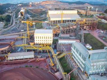 Schneider Electric e AVEVA unificam as operações da Vale em Mariana e Itabira