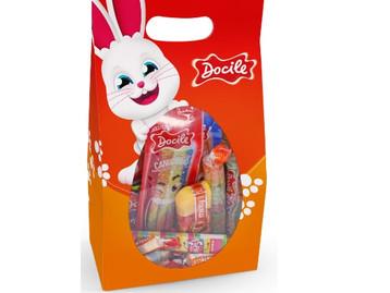 Docile aposta em kit de Páscoa com embalagem personalizada
