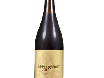 Dádiva lança a Apple&Wood, sidra envelhecida em barril de syrah