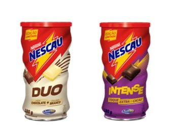 NESCAU lança duas novidades na categoria de achocolatado em pó