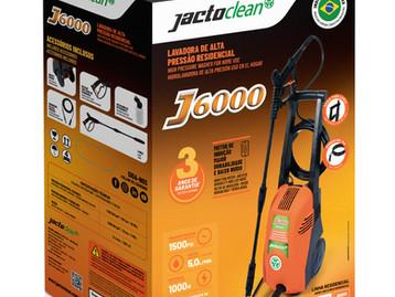 JactoClean apresenta novas embalagens