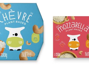 NoMoo remodela embalagens com apoio da Papirus, com foco na praticidade e sustentabilidade