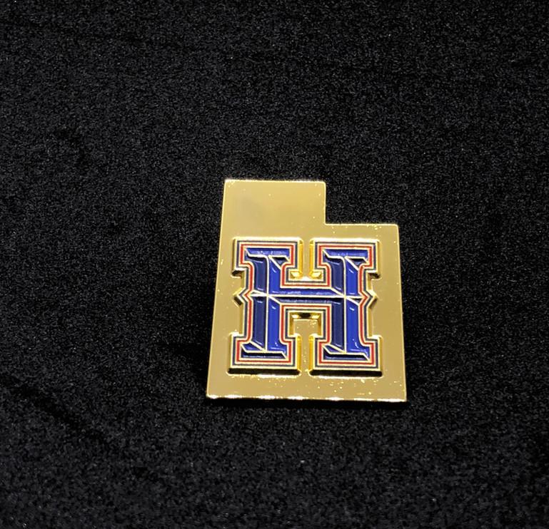 Herriman pin