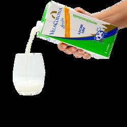 leche semi