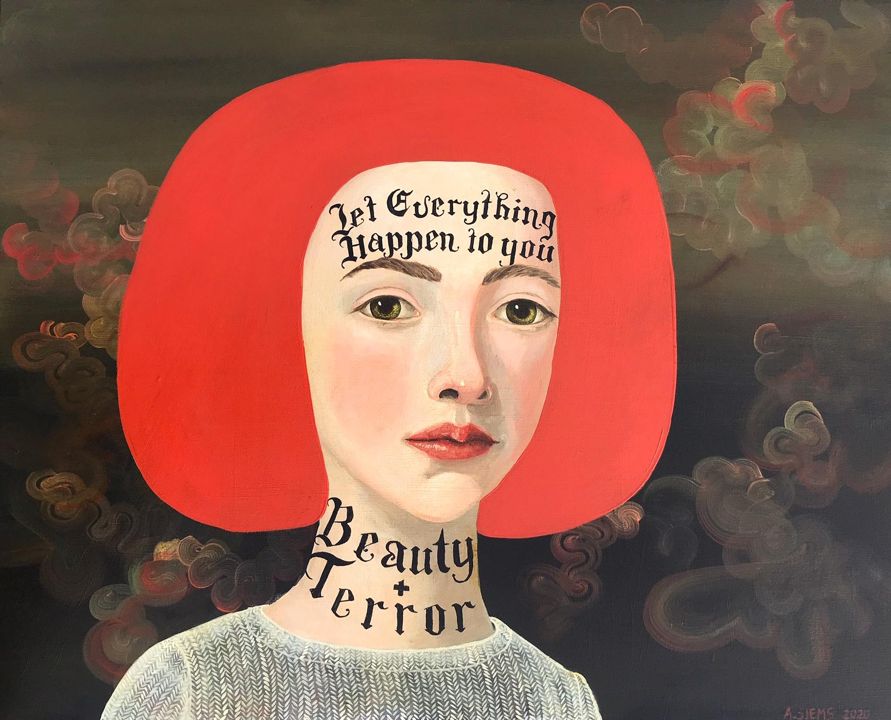 Beauty & Terror (30x24_)