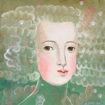Portrait 5 12x12
