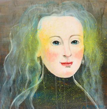 Portrait 6 12x12