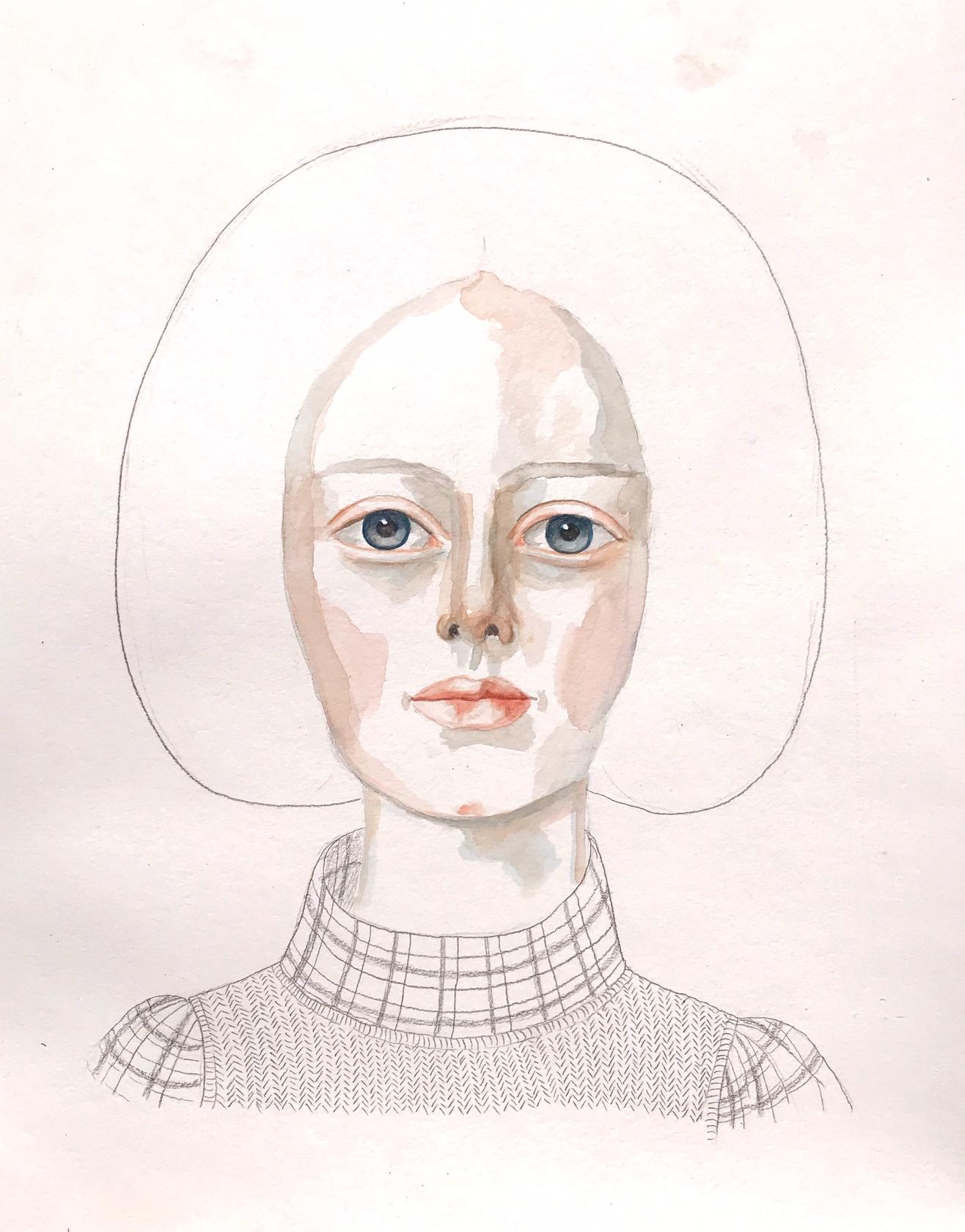 """Sweater Vest (16x12"""")"""