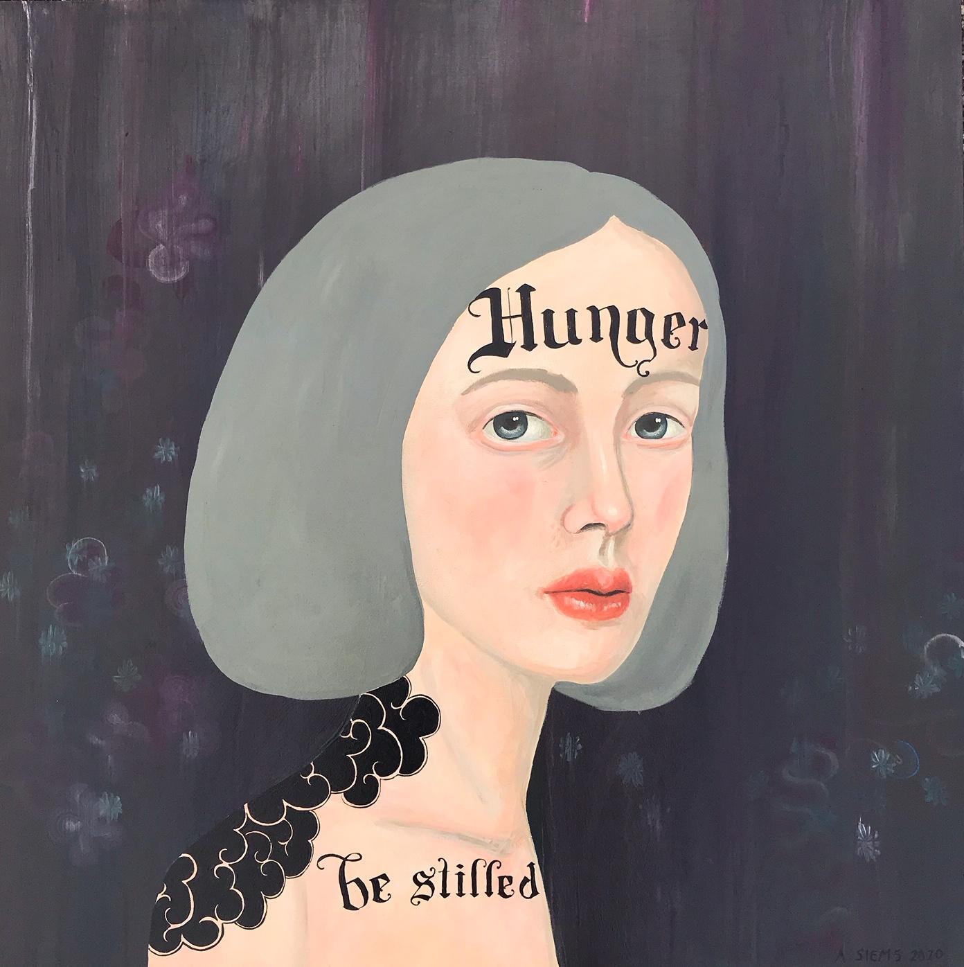 Hunger (30x30_)