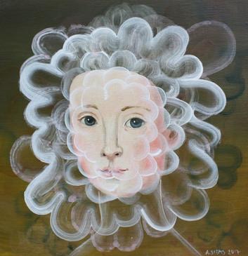 Portrait 3 12x12