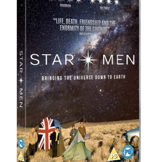 STAR MEN now on DVD in the UK!