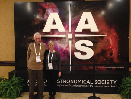 STARMEN at the American Astronomical Society