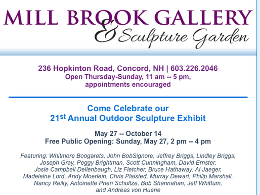 Mill Brook Gallery Open House