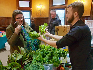 Bernardsville Farmers Market New Jersey Fresh Food