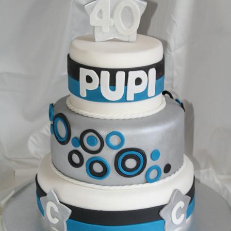 Pupi cake