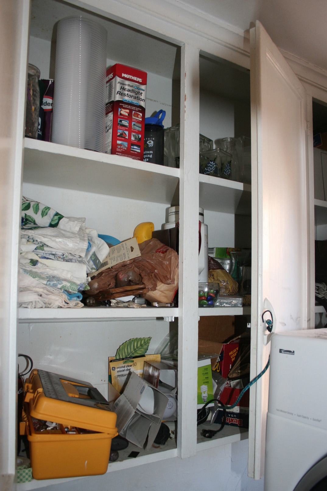 CUPBOARD — BEFORE