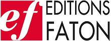 Logo Éditions Faton Hyacinthe Rigaud Catalogue raisonné Ariane James-Sarazin