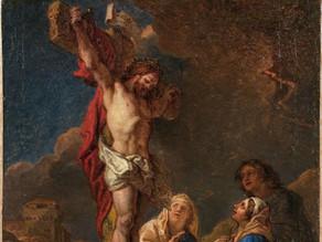 Cat. 2018 P. 5 - Les Saintes Femmes et saint Jean au pied de la Croix