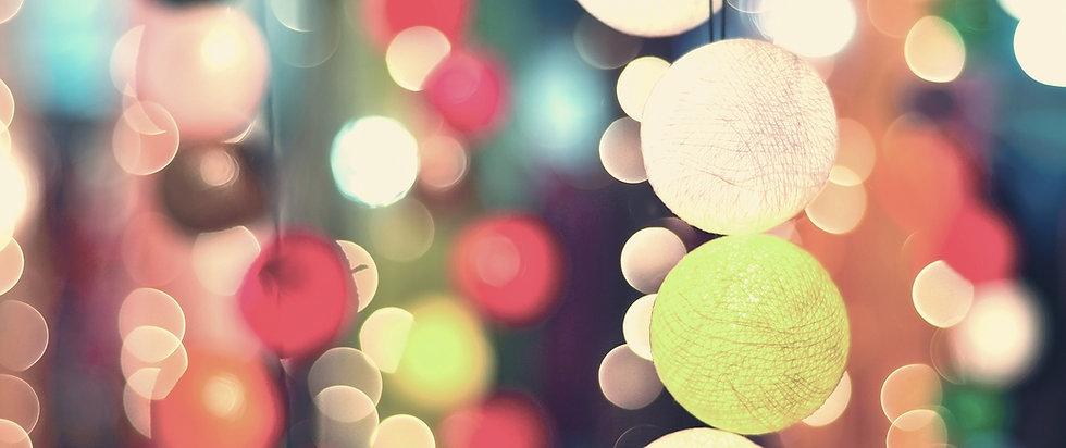 Vintage Licht Ball