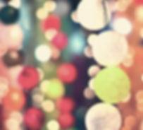 Balles de lumière Vintage