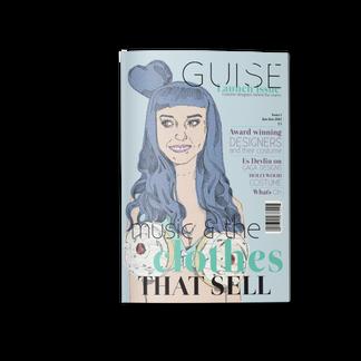 'Uniquely Selling Pop' Guise, 2013