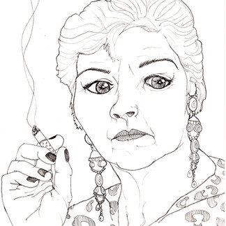 'Pat Butcher: Style Icon' coco-nut mag, 2017