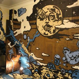 'Street Art Dulwich' The Urban Watch, 2013