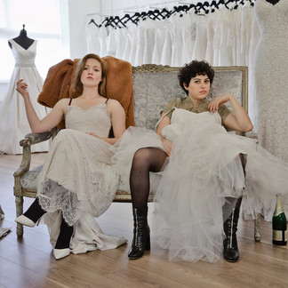 'Withnail with girls' for Girls on Tops