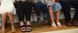 Kids in church too
