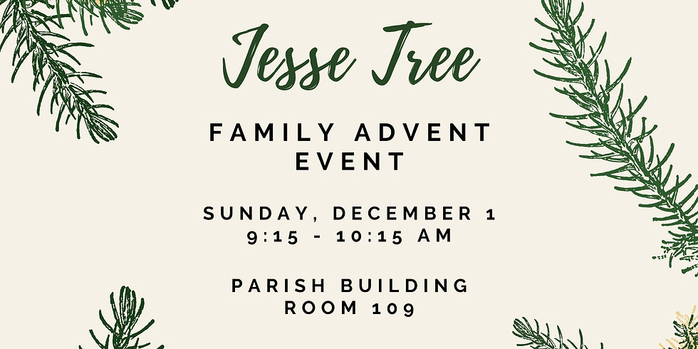 Family Advent Event
