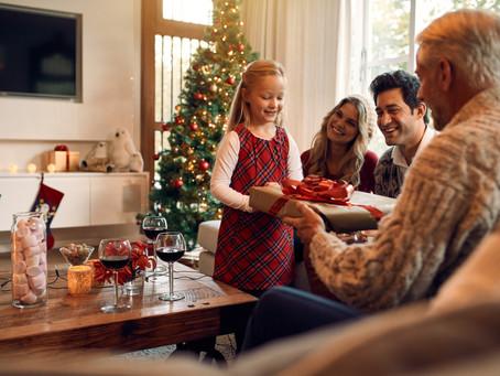 Grandparenting at the Holidays