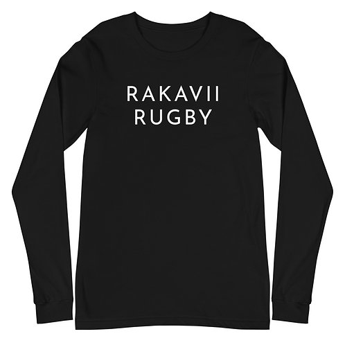 Rakavii Rugby Unisex Long Sleeve