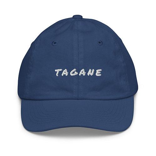 Tagane Youth baseball cap