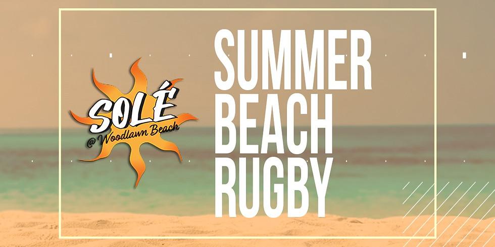 Solé Summer Beach Rugby Tournament